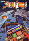 Star Force Arcade cover