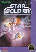 Star Soldier NES cover