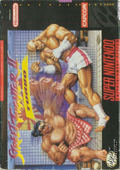 Street Fighter 2 Turbo: Hyper Fighting  cover