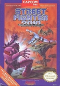 Street Fighter 2010: The Final Fight NES cover