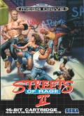 Streets of Rage 2 Genesis cover