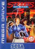 Streets of Rage 3  cover