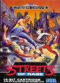 Streets of Rage Genesis cover