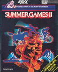 Summer Games 2 Commodore 64 cover