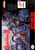 Super Castlevania IV  cover