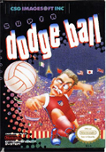 Super Dodge Ball  cover