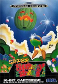 Super Fantasy Zone  cover