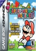 Super Mario Advance  cover