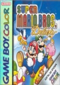 Super Mario Bros. Deluxe  cover
