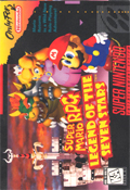 Super Mario RPG: Legend of the Seven Stars  cover
