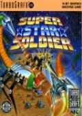 Super Star Soldier TurboGrafx-16 cover