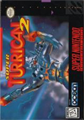 Super Turrican 2  cover
