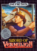 Sword of Vermillion  cover