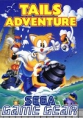 Tails Adventure Game Gear cover