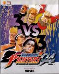 The King of Fighters '94 Neo-Geo cover