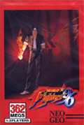 The King of Fighters '96 Neo-Geo cover