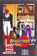 The King of Fighters '97 Neo-Geo cover