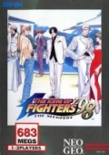 The King of Fighters '98 box