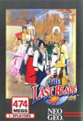 The Last Blade  cover