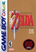 The Legend of Zelda: Link's Awakening DX  cover