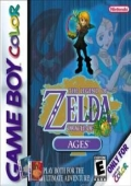 The Legend of Zelda: Oracle of Ages  cover
