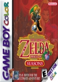 The Legend of Zelda: Oracle of Seasons cover