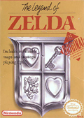 The Legend of Zelda  cover
