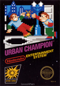 Urban Champion  cover