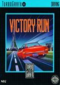 Victory Run TurboGrafx-16 cover