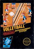 Volleyball NES cover