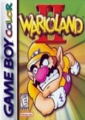 Wario Land II  cover