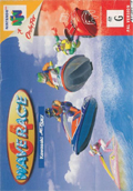 Wave Race 64 N64 cover