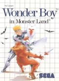 Wonder Boy in Monster Land  cover