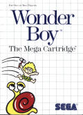 Wonder Boy  cover