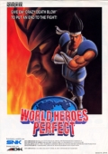 World Heroes Perfect Neo-Geo cover