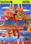 World Sports Competition TurboGrafx-16 cover