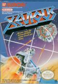 Xevious NES cover