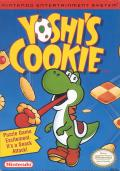 Yoshi's Cookie NES cover