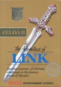 Zelda 2: The Adventure of Link  cover