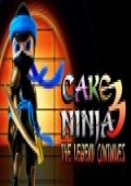 Cake Ninja 3: The Legend Continues cover