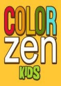 Color Zen Kids cover