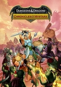 Dungeons & Dragons: Chronicles of Mystara cover