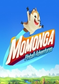 Momonga Pinball Adventures cover