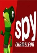 Spy Chameleon cover