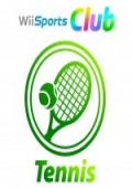 Wii Sports Club: Tennis cover