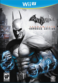 Batman: Arkham City Armoured Edition cover