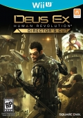 Deus Ex: Human Revolution Director's Cut cover