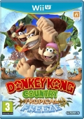 Donkey Kong Country: Tropical Freeze cover