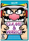 Game & Wario cover
