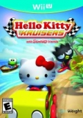 Hello Kitty Kruisers cover